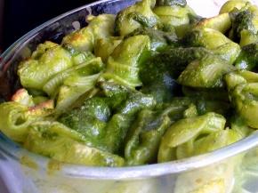 Pesto Conchiglie 'al Forno'