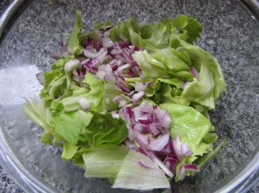 Avocado Cream Salad 1