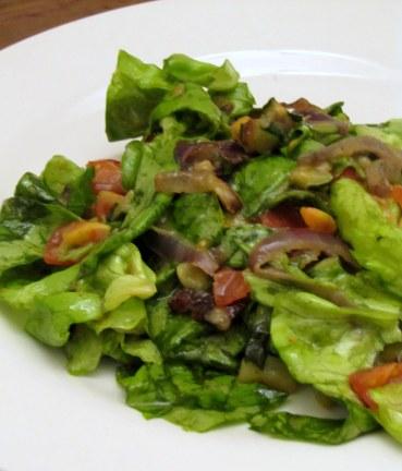 Sweet Zucchini Salad