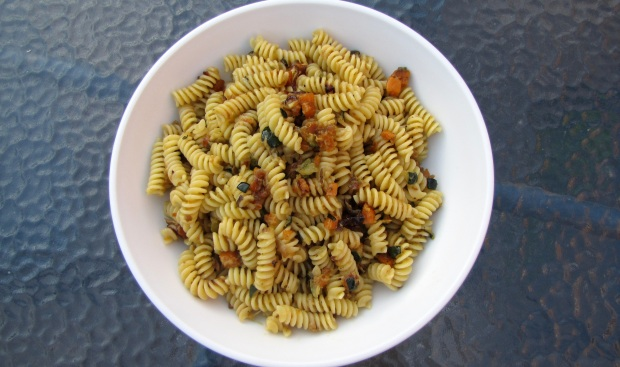 Sweet Potato and Zucchini Pasta2