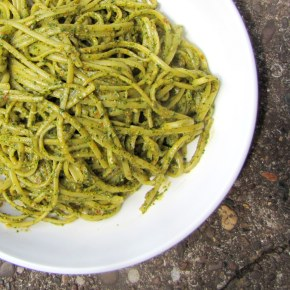 Sundried Tomato and Basil Pesto
